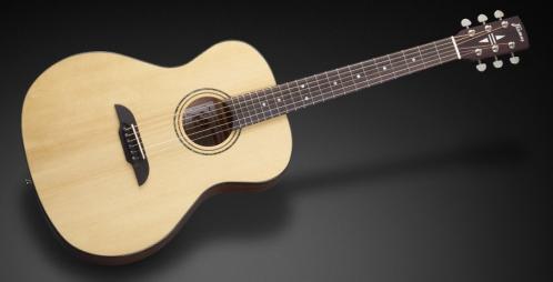 Framus FG 14 SV - Vintage Transparent  High Polish Natural Tinted gitara akustyczna