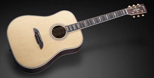 Framus FD 28 SR - Vintage Transparent Natural Tinted High Polish gitara akustyczna