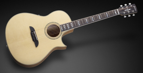 Framus FC 44 SMV - Vintage Transparent Satin Natural Tinted + EQ gitara elektroakustyczna
