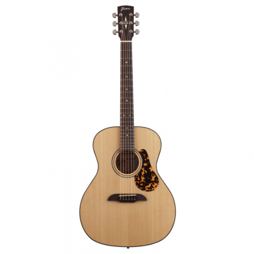Framus FG 14 SV - Vintage Transparent Satin Natural Tinted gitara akustyczna