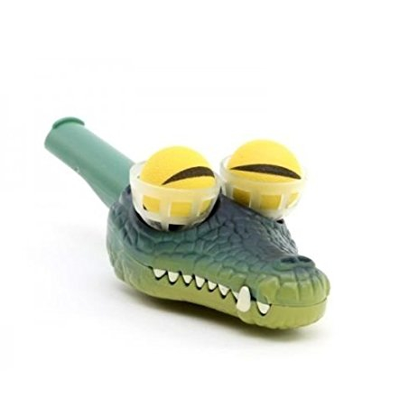 AN JR Crocodile Eye Pops, przyrząd do ćwiczeń oddechowych