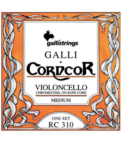 Galli RC 310 - struny do wiolonczeli