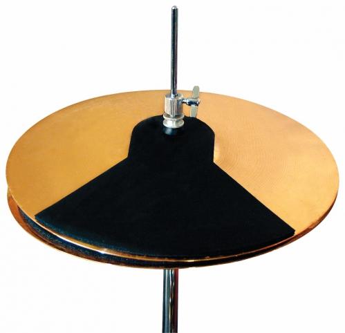 RockBag Drum Accessory - Silent Impact Hi-Hat Practice Pad