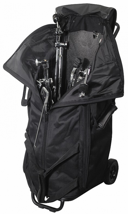 RockBag Premium Line - Drum Hardware Caddy, 105 x 29 x 26 cm / 41 5/16 x 11 7/16 x 10 1/8 in