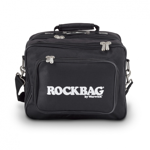 RockBag Deluxe Line - Percussion Accessory Bag, Large, 41 x 32 x 29 cm / 16 1/8 x 12 5/8 x 11 7/16 in