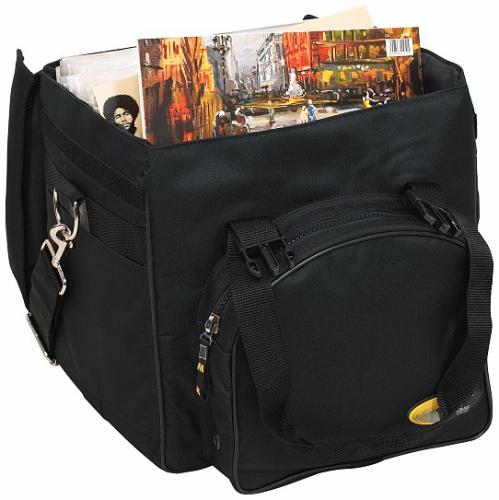 RockBag DJ Record Bag for 50 LPs