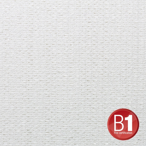Adam Hall 0155 X 36 W - Gaza typu 100, 3 x 6 m, z oczkami, biaa