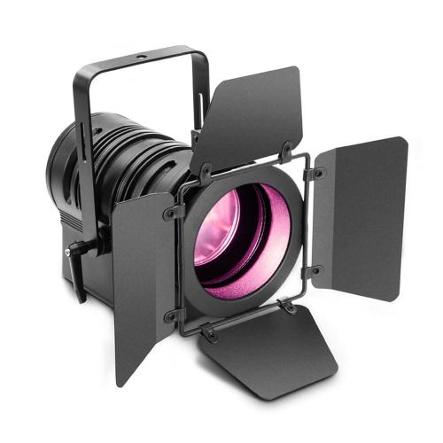 Cameo TS 60 W RGBW-spotlight 60W RGBW LED, reflektor teatralny, czarna obudowa