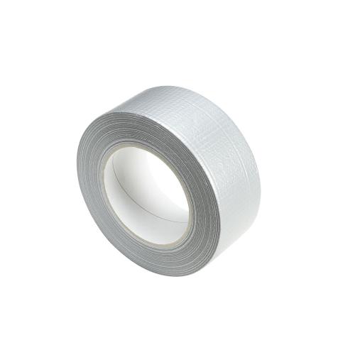 Adam Hall Accessories 58063 S - Taśma klejąca Gaffer Premium, srebrna, 50 mm x 50 m