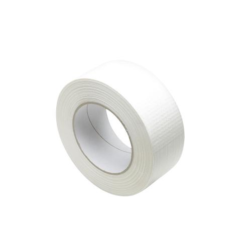 Adam Hall Accessories 58063 W - Taśma klejąca Gaffer Premium, biała, 50 mm x 50 m