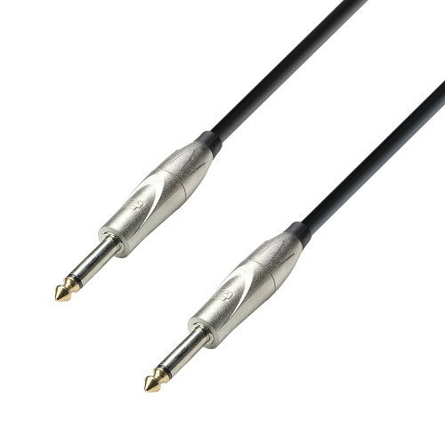 Adam Hall Cables K3 IPP 0900 - Kabel instrumentalny jack mono 6,3 mm - jack mono 6,3 mm, 9 m