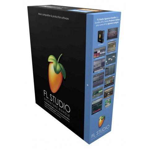 Image Line FL Studio Fruity Loops 20 Signature Bundle program komputerowy, wersja elektroniczna