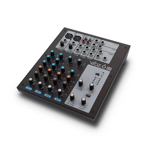 LD Systems VIBZ 6 mikser analogowy, 6-kanałowy