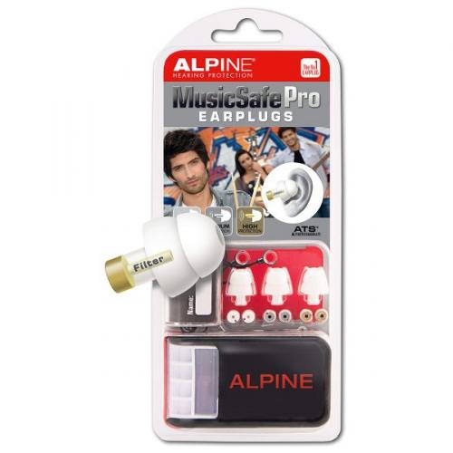 Alpine MusicSafe Pro zatyczki do uszu (para)