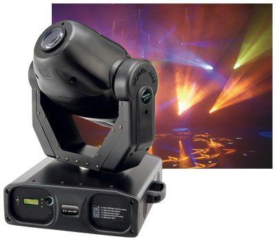 Scanic Astute 250 LCD ruchoma głowa