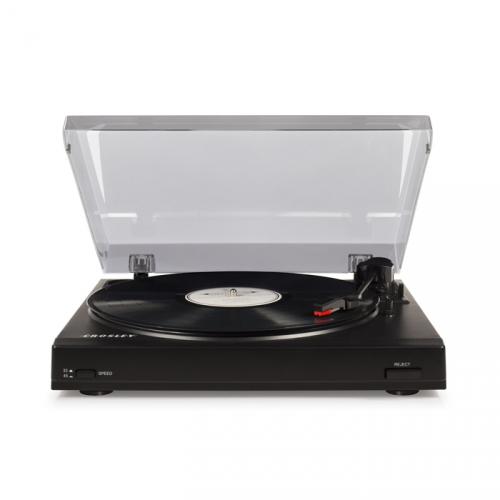 CROSLEY T200A-BK gramofon, czarny
