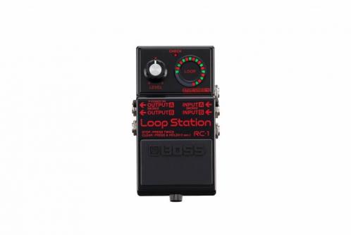 BOSS RC-1 BK  looper efekt gitarowy