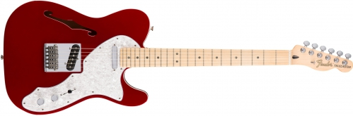 Fender Deluxe Telecaster Thinline MN CAR gitara elektryczna