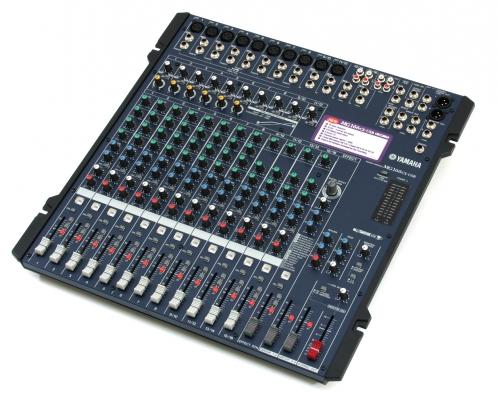 Yamaha MG 166 CX USB mikser z efektem