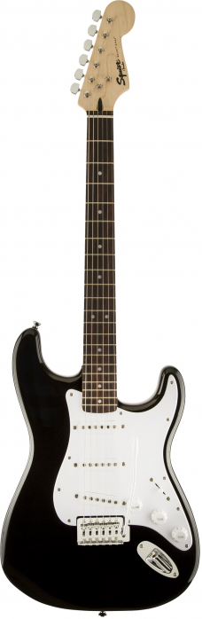 Fender Squier Bullet Strat with Tremolo black gitara elektryczna