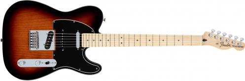 Fender Deluxe Nashville Telecaster Maple Fingerboard, 2-Color Sunburst gitara elektryczna