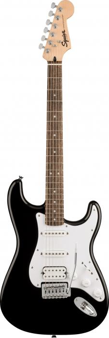 Fender Squier Bullet Stratocaster HSS Laurel Fingerboard Black gitara elektryczna