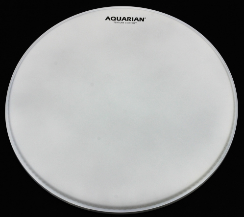 "Aquarian 16""TC Satin Texture Coated WH naciąg perkusyjny"