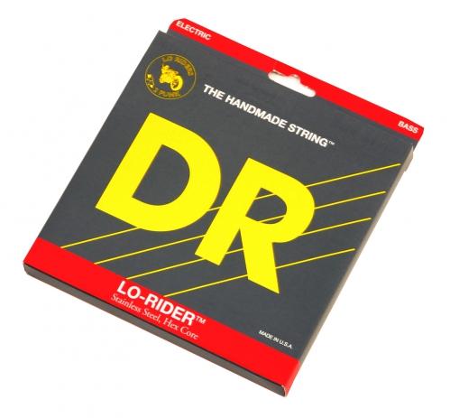 DR MH 45 Lo-Rider struny do gitary basowej 45-105