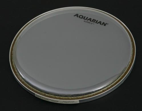 "Aquarian 8""S2 Super-2 Clear naciąg perkusyjny"