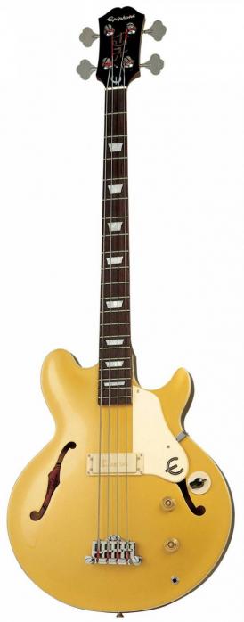 Epiphone Jack Casady Bass MG gitara basowa