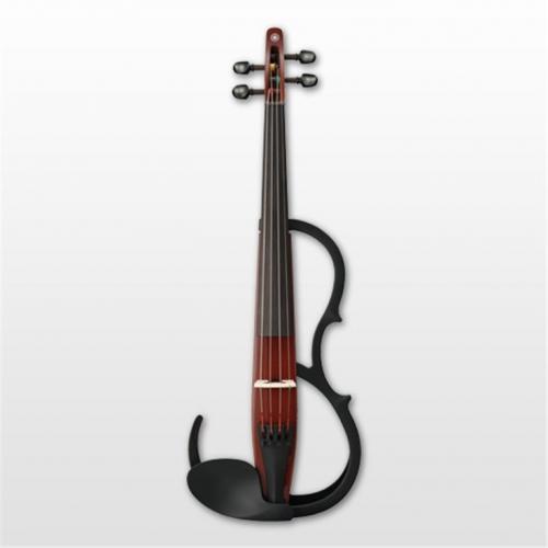 Yamaha YSV 104 BR Silent Violin skrzypce elektryczne (Brown / brązowe)