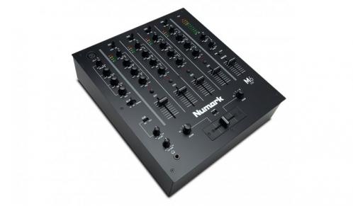 Numark M6 USB Black - mikser 4 kanałowy USB