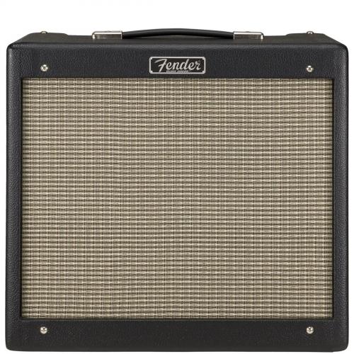 Fender Blues Junior IV Black lampowy wzmacniacz gitarowy 15 W