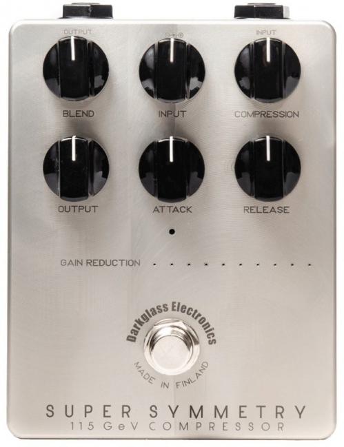 Darkglass Electronic Super Symmetry Compressor efekt do gitary basowej