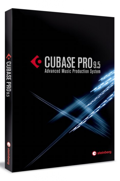 Steinberg Cubase 9.5 Pro program komputerowy, darmowy update do wersji Pro 10
