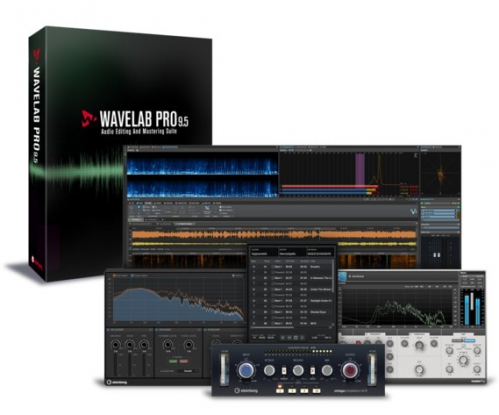 Steinberg Wave Lab 9.5 Pro program komputerowy