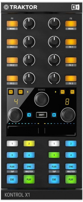 Native Instruments Traktor Kontrol X1 Mk2 kontroler