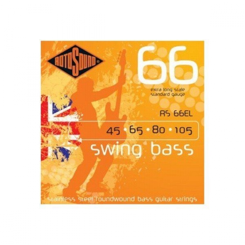 Rotosound RS 66EL Swing Bass struny 45-105
