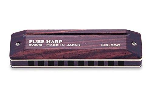 Suzuki MR-550A Pure Harp A  harmonijka ustna