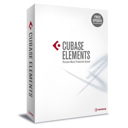 Steinberg Cubase Elements 9 EDU program komputerowy, wersja edukacyjna, darmowy upgrade do wersji Elements 10 EDU