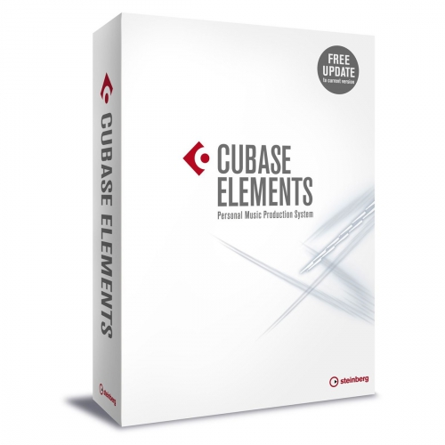 Steinberg Cubase Elements 9 program komputerowy, darmowy upgrade do wersji Elements 10