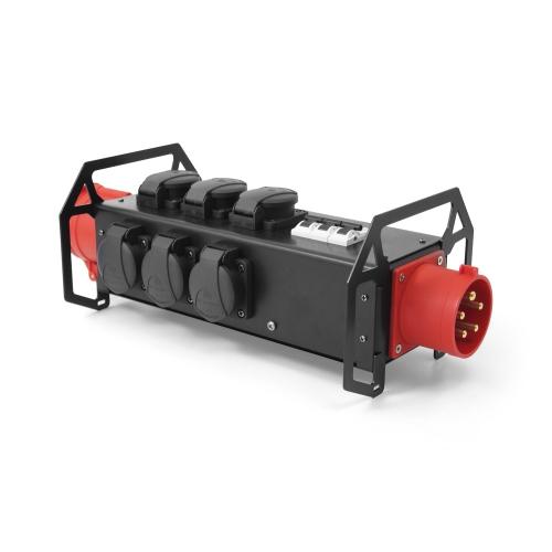 Flash Pro Power Bar - dystrybutor 9 x16A 230V