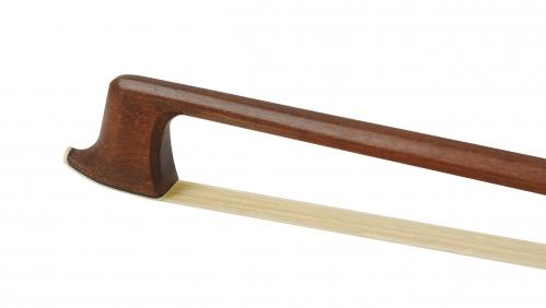 Dorfler Violin Bow 6a 3/4 smyczek do skrzypiec - drewno brazylijskie / nowe srebro