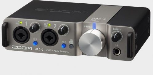 ZooM UAC-2  interfejs audio USB 3.0