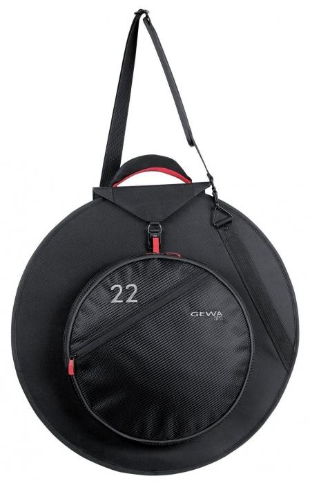 """Gewa 232200 Gig Bag SPS, pokorowiec na talerze 22"""""""