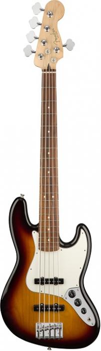 Fender Player Jazz Bass V PF 3TS  gitara basowa, poekspozycyjny