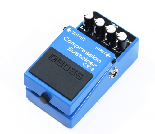 BOSS CS-3 Compression Sustainer efekt gitarowy