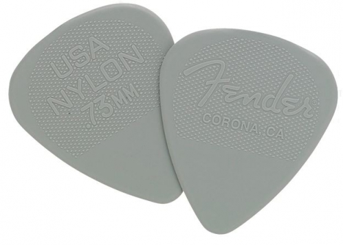 Fender Nylon 351 Shape kostka gitarowa 0.73 mm