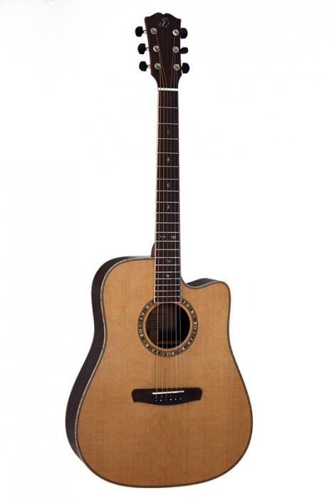 Dowina Cabernet DCE gitara elektroakustyczna