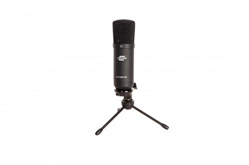 Crono Studio 101 XLR BK mikrofon wielkomembranowy